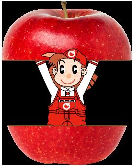 アップルちゃん